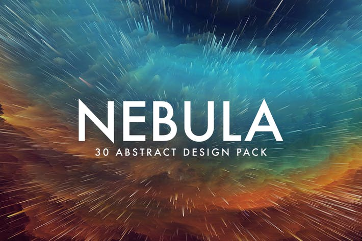 Thumbnail for Nebula - 30 Abstract Design Pack