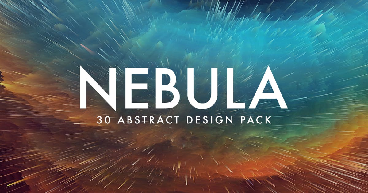 Download Nebula - 30 Abstract Design Pack by micromove