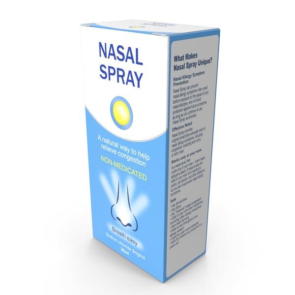Allergy Symptom Controller Spray Box