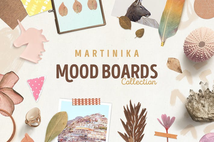 Thumbnail for Martinika Mood Boards Collection