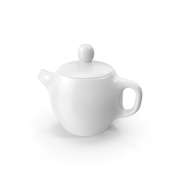 Cover Image for Teapot