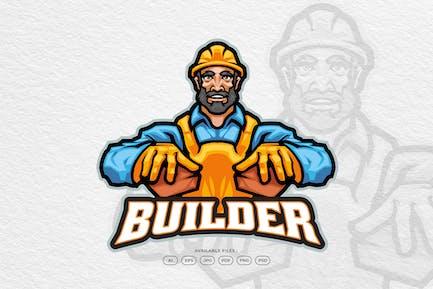 Builder Worker Logo
