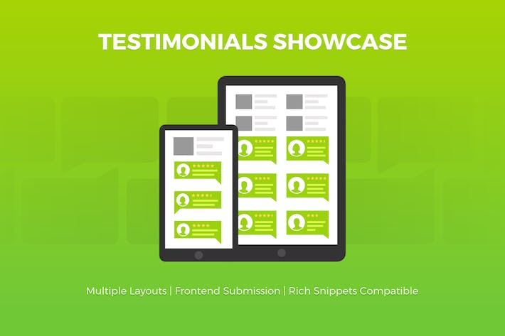 Thumbnail for Testimonials Showcase