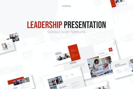 Руководство Google Слайды Презентация Шаблон