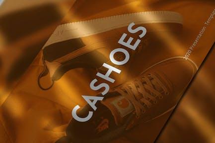 Cashoes - Shoes Presentation Keynote Template