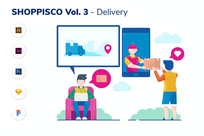 Thumbnail for SHOPPISCO VOL.3 - Delivery