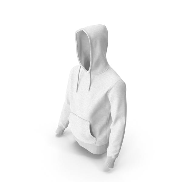 Mens Hoody White