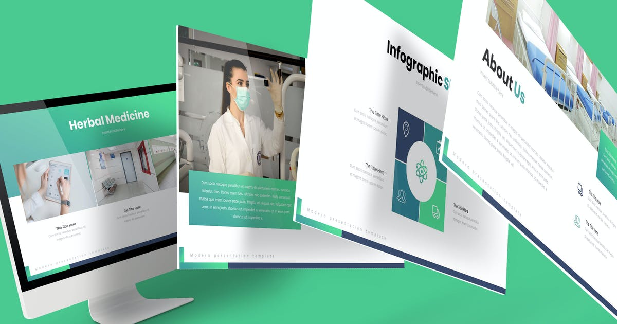 Download Medicalia - Powerpoint Template by aqrstudio