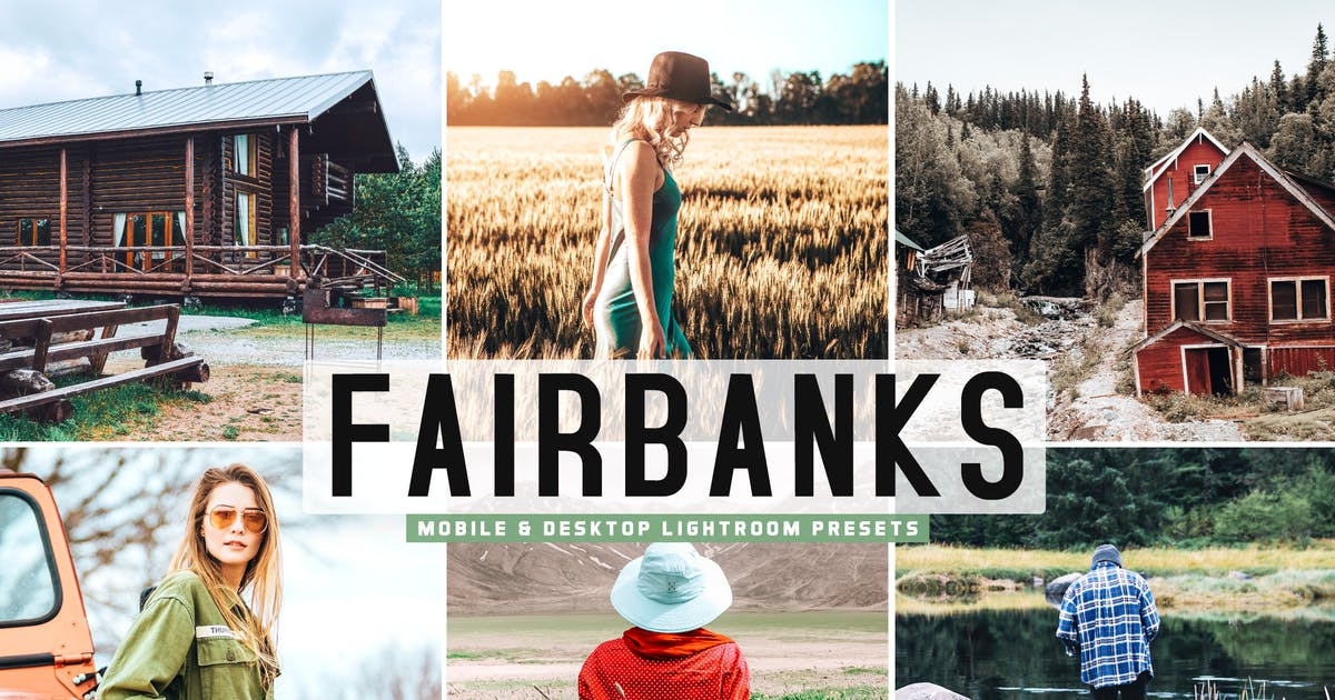 Download Fairbanks Mobile & Desktop Lightroom Presets by creativetacos