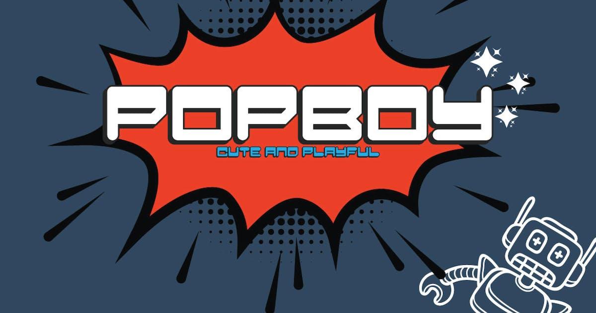 Download Popboy by linecreative