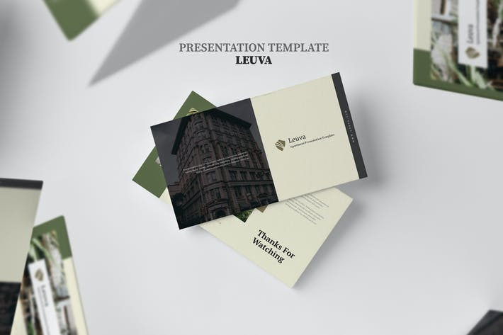 Thumbnail for Lueva : Apartment & Property Business Powerpoint