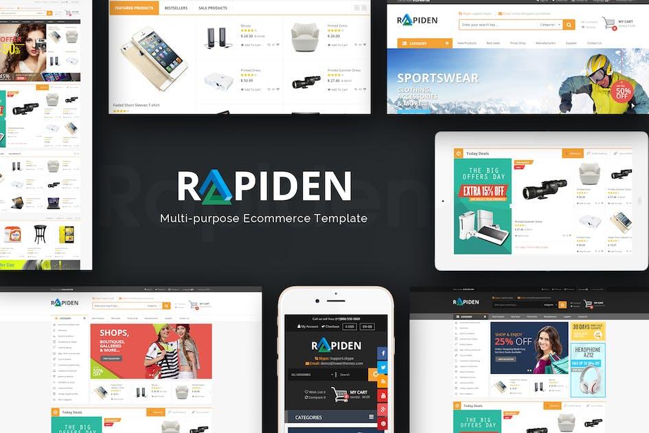 Download Rapiden - Mega Shop Responsive Opencart Theme by Plaza-Themes