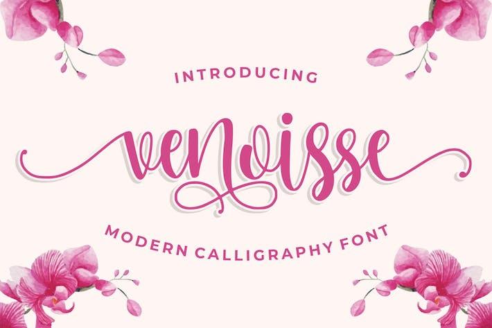 Venoisse - Современная каллиграфия