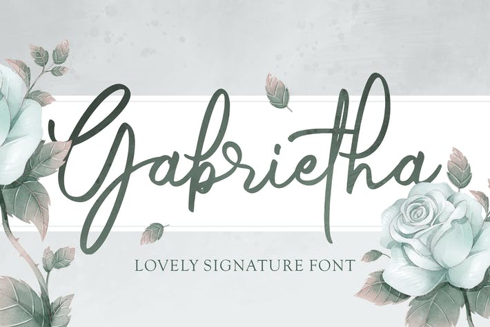 Thumbnail for Gabrietha - Lovely Signature