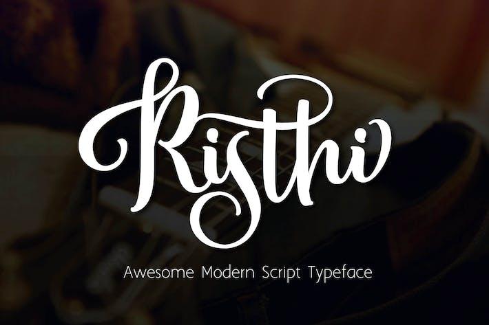 Thumbnail for RISTI SCRIPT