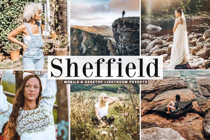 Thumbnail for Sheffield Mobile & Desktop Lightroom Presets