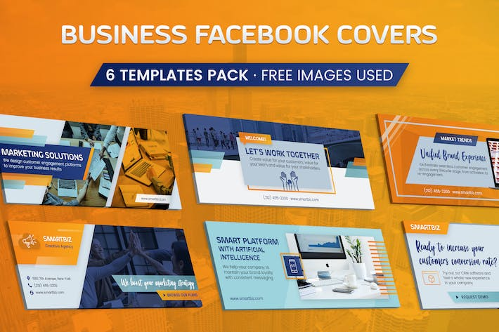 Cover Image For Business Facebook Cover