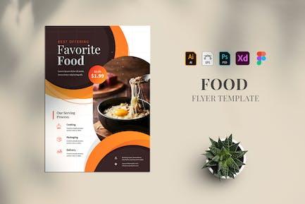 Food Flyer 14