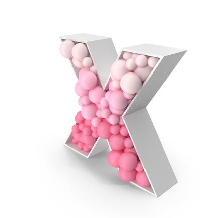 Сфера Буква X
