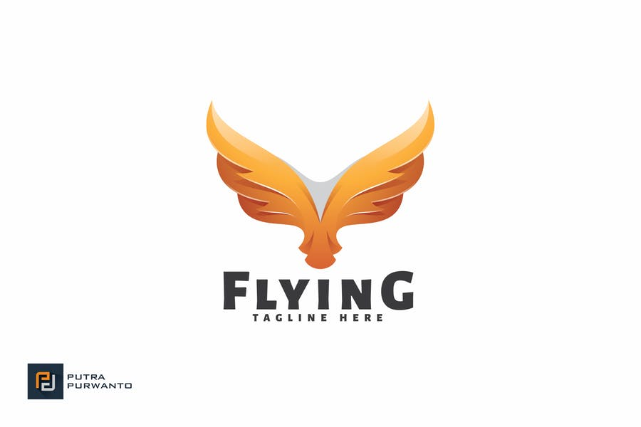 Flying - Logo Template