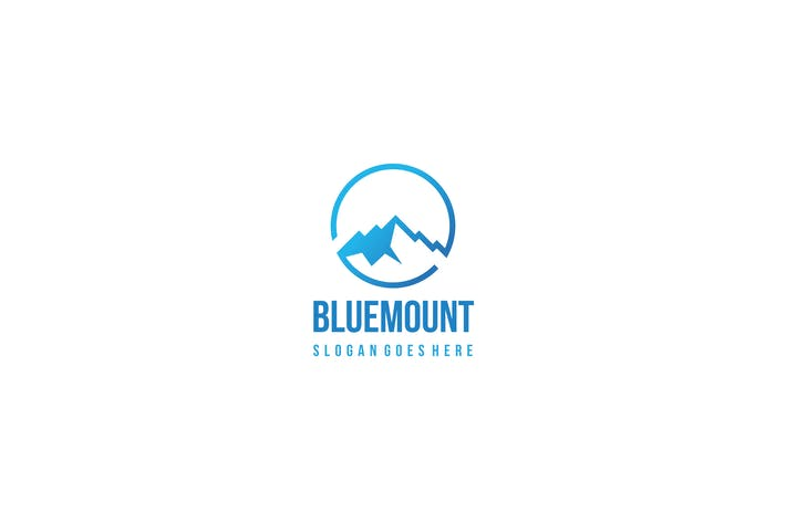 Thumbnail for Logo Blue Mountain