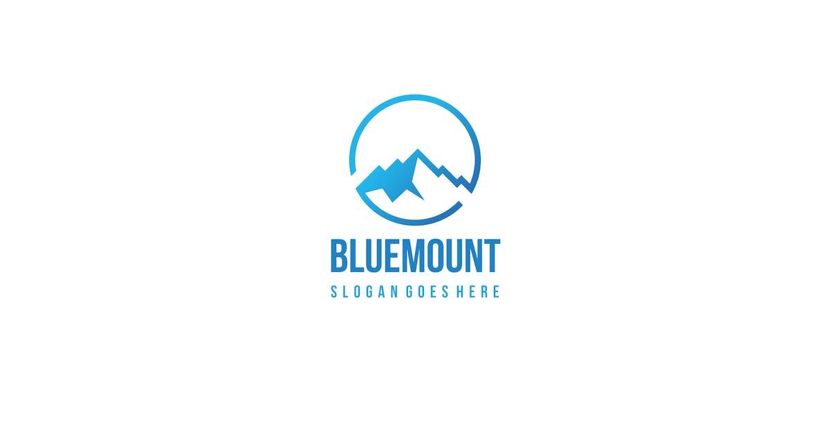 Download Blue Mountain Logo by 3ab2ou