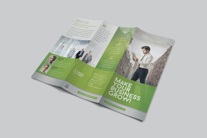 Thumbnail for Multipurpose Business Trifold Vol 3