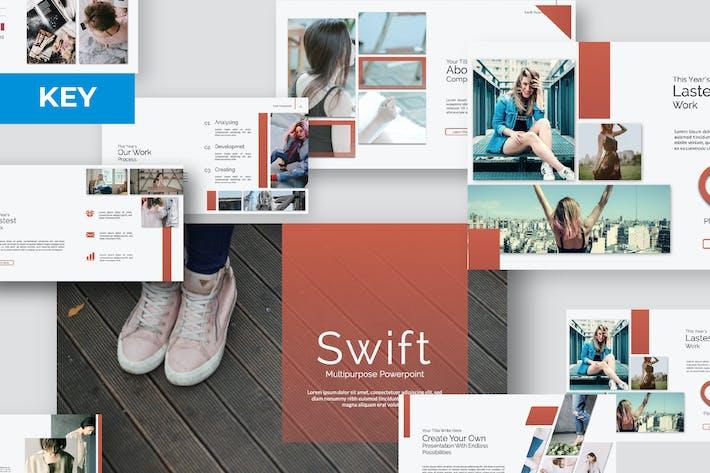 Thumbnail for Swift Keynote