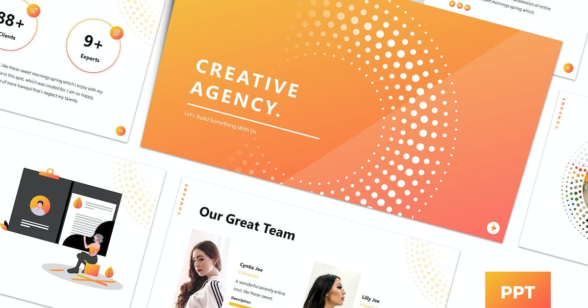 Download Valeo - Creative PowerPoint Template by CocoTemplates