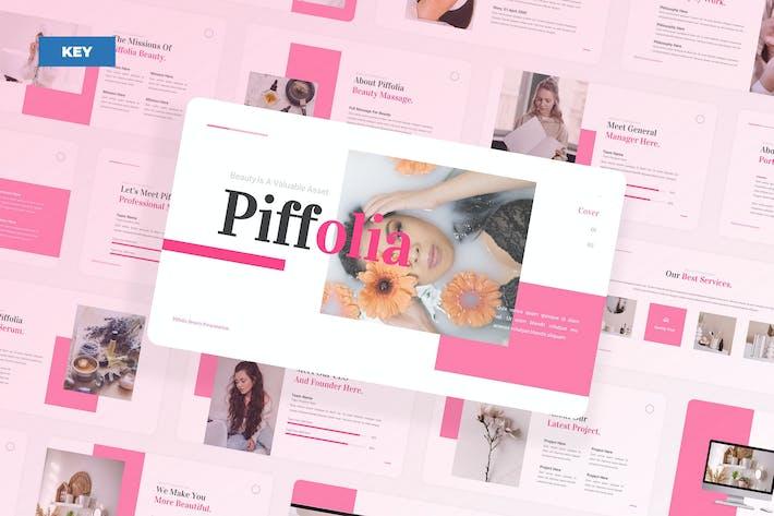 Piffolia Уход за красотой Keynote UP