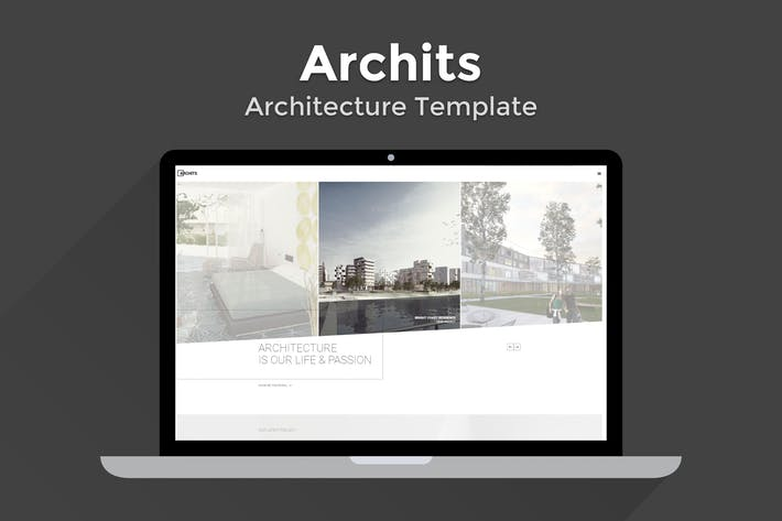 Cover Image For Archits - Creative Architecture Template
