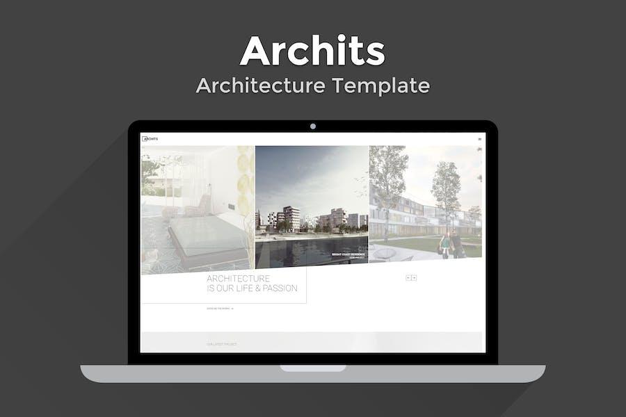 Archits - Vorlage für kreative Architektur