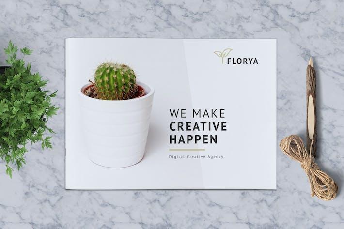Thumbnail for FLORYA - Business Brochure