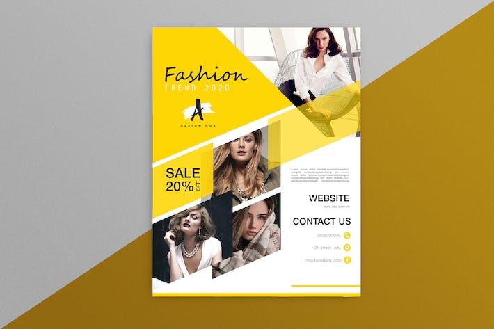 Thumbnail for Fashion Flyer 36