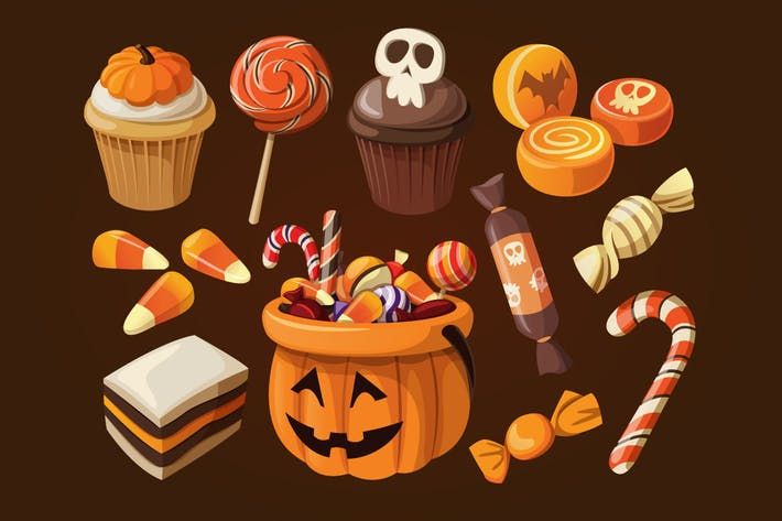 Thumbnail for Halloween Sweets and Desserts