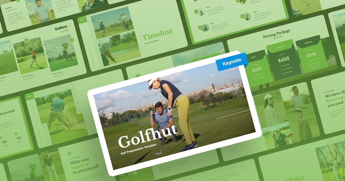 Download Golfhut - Golf Keynote Presentation by mhudaaa