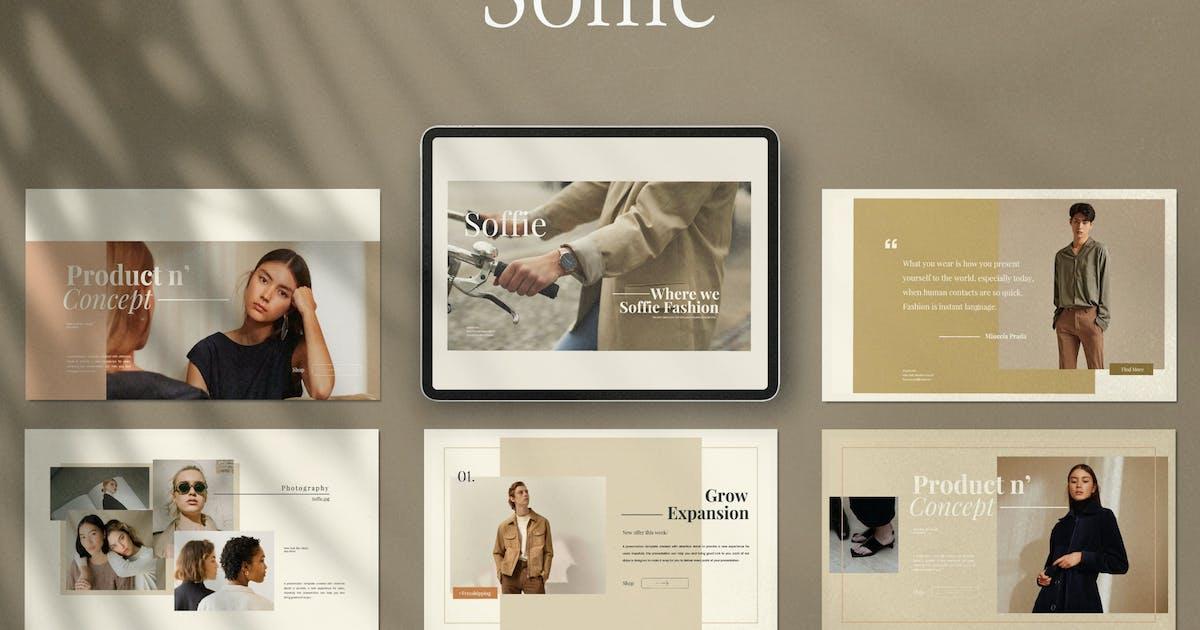 Download SOFFIE - Stylist Powerpoint Template by dirtylinestudio