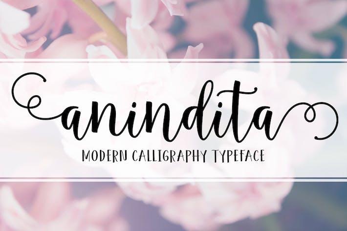 Thumbnail for Anindita Script