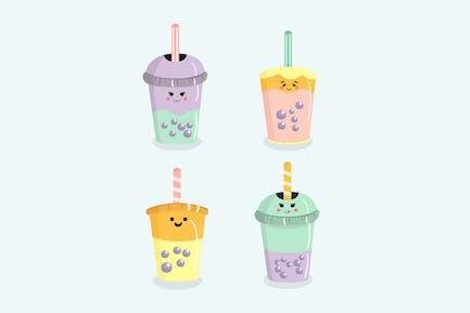 Bubble Tea Collection