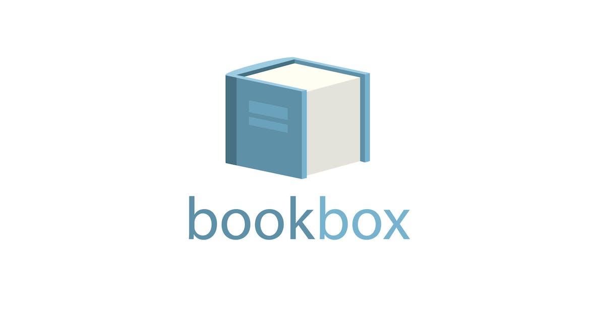 Download Book Box Logo Template by 1protheme