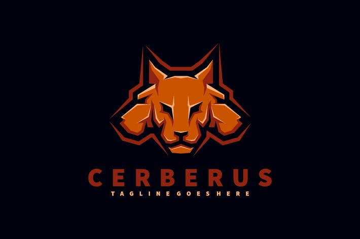 Thumbnail for Intimidating Cerberus Logo