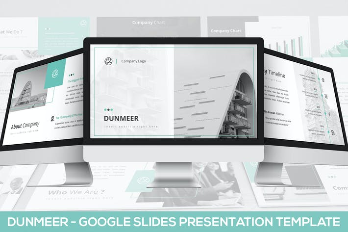 Thumbnail for Dunmeer - Google Slides Presentation Template