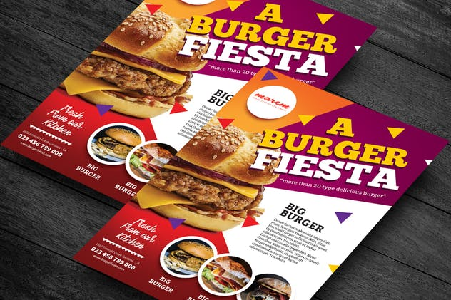 Fast Food Promotion
