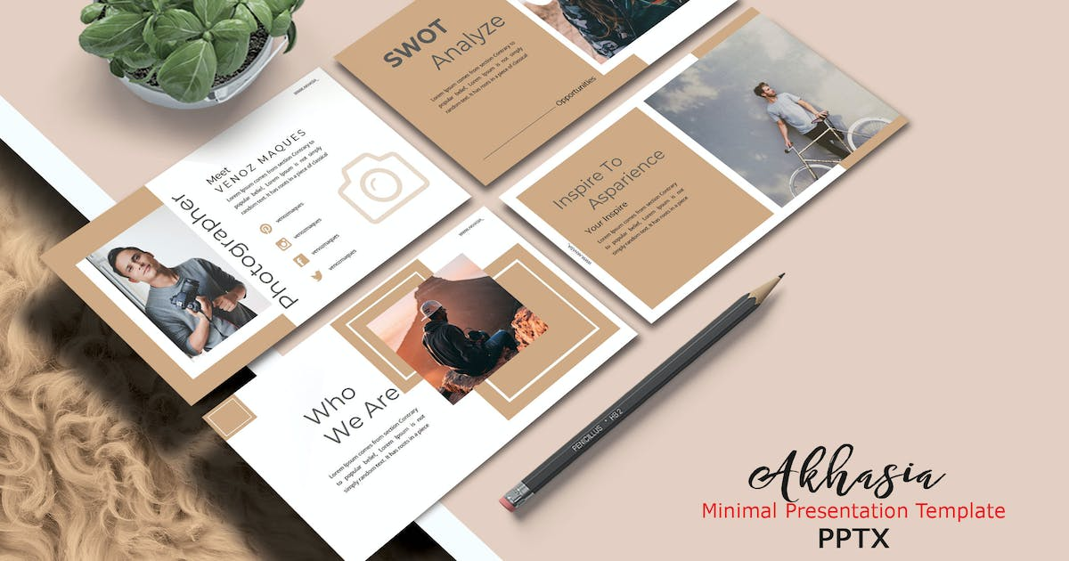 Download AKHASIA - Photography Powerpoint by joelmaker
