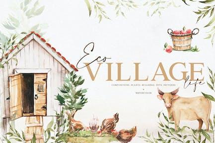 Acuarela Eco Village