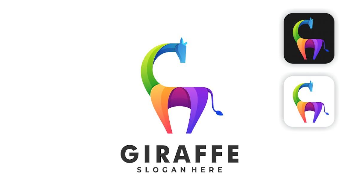 Download Giraffe Colorful Logo by artnivora_std