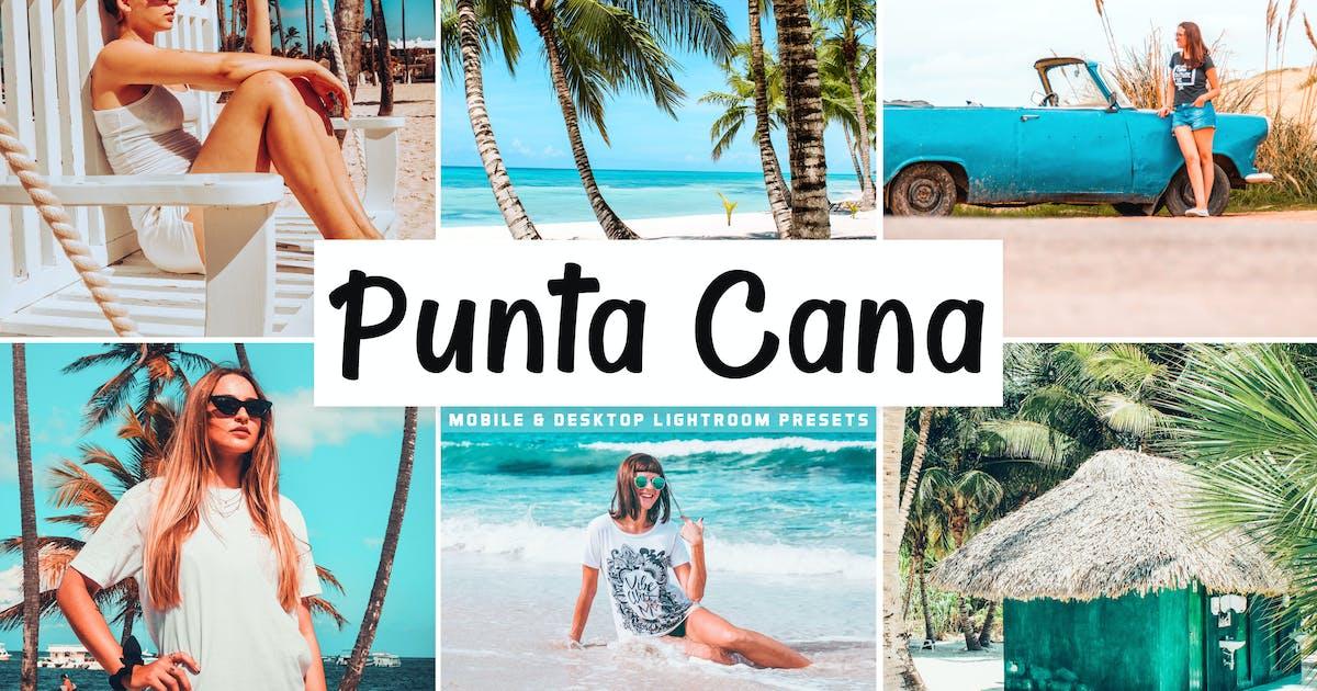 Download Punta Cana Mobile & Desktop Lightroom Presets by creativetacos
