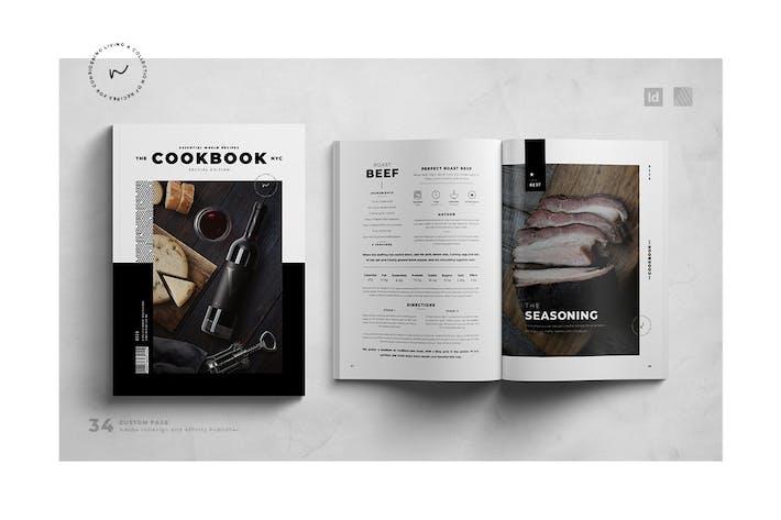 Thumbnail for Livre de recettes