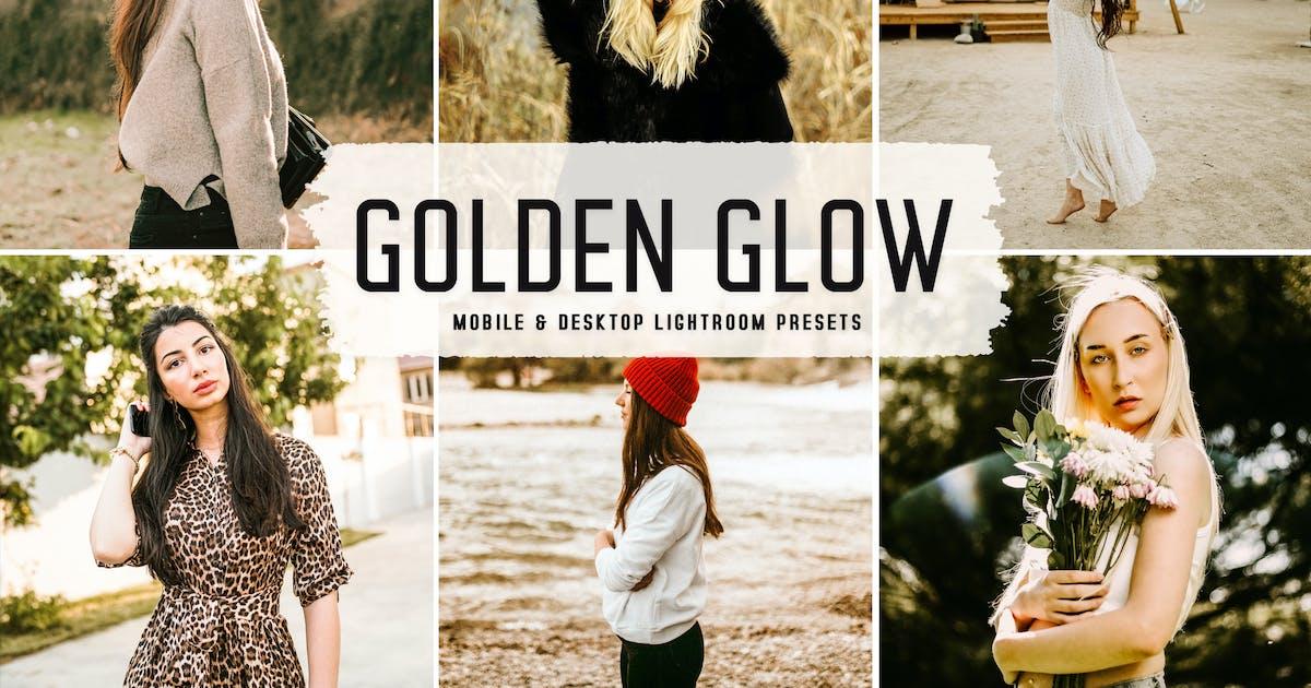 Download Golden Glow Mobile & Desktop Lightroom Presets by creativetacos