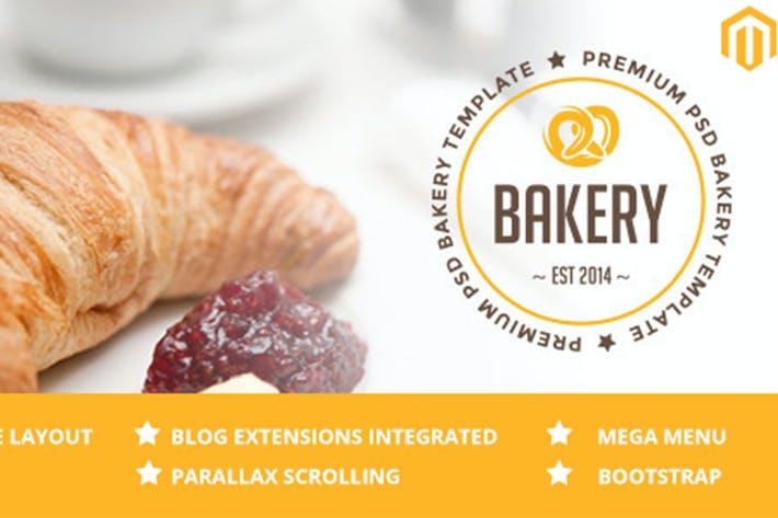 Thumbnail for Bakery - Cakery & Bakery Magento Responsive Theme